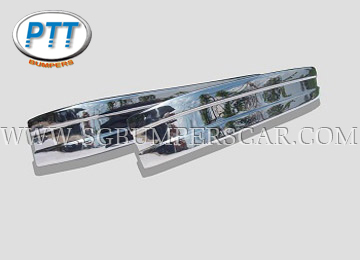 Volkswagen -T2 Bus Late Bay(1973-1979) Stainless Steel Bumpers
